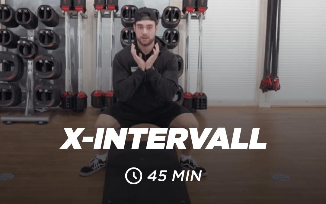 X-INTERVALL